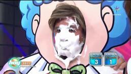 Alguien sufrió mucho en Mímica con Pastelazo ¡Descubre quién fue!