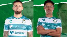 Jeraldino llega a Santos; Garnica regresa a Atlas