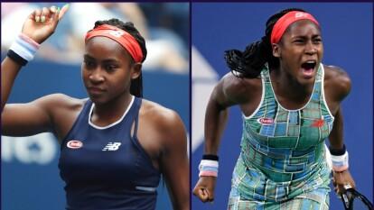 Cori 'Coco' Gauff, con sólo 15 años y siete meses, disputó su primera final de un torneo WTA y se lleva el título en Linz
