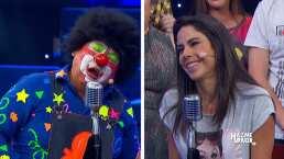 Me Caigo de Risa: Paola Rojas y Chuponcito.