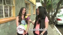 ENTREVISTA: ¡Sandra Debelak llega desde Eslovenia a Como dice el dicho!