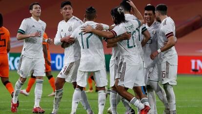 ¡Si fue penal! México vence a Países Bajos