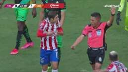 El VAR le quita el posible empate a Chivas ante Santos