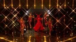 """Conejo canta """"Single ladies"""" en el penúltimo episodio de ¿Quién es la Máscara?"""