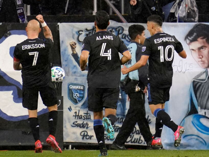 Minnesota United FC v San Jose Earthquakes
