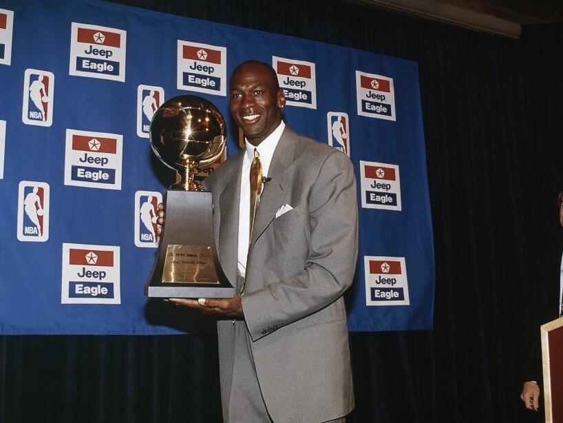 Michael Jordan 1991