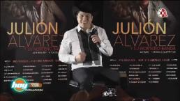 ¡Julión Álvarez no se retracta!