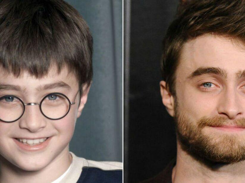 15. Daniel Radcliffe (26 años): La estrella de Harry Potter es todo un hombre, ¡hasta se ha desnudado en cine y teatro!