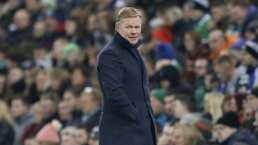 Barcelona buscó a Koeman para reemplazar a Valverde y este los rechazó