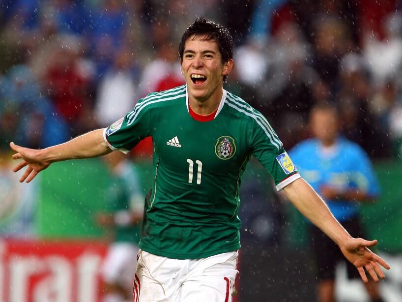 Los mexicanos campeones del mundo que partieron a Europa