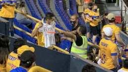 Censuran a aficionado de Tigres por pedir que corran a 'Tuca' Ferretti