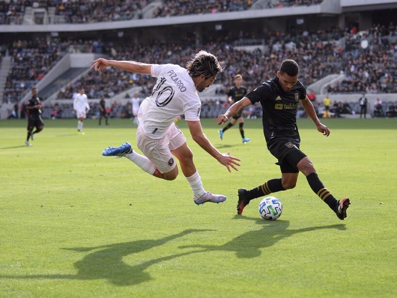 MLS: Inter Miami CF at Los Angeles FC