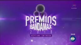 Los increíbles Premios Bandamax
