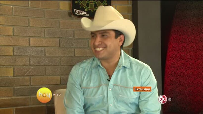 Entrevista con Julión Álvarez LA VOZ MÉXICO HOY