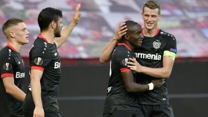 Con un marcador global de 4-1 Leverkusen despachó de la Europa League al Rangers. Se medirán ante el Inter en los Cuartos de Final de la Europa League.