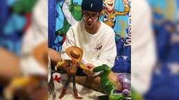 'Métete a tu casa, perro': Bad Bunny hizo su versión de 'Toy Story' con groserías