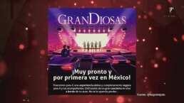 Con Permiso: Las Grandiosas se preparan para la nueva 'normalidad' y alistan concierto tipo autocinema