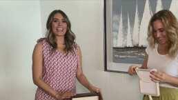 Galilea Montijo muestra la manera en la que no se desperdicia en cuarentena