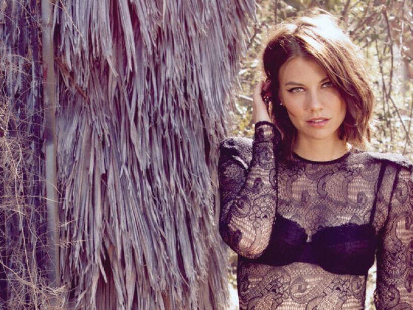 Lauren divide su tiempo y trabajo entre Londres y Los Ángeles, participando en varias películas.