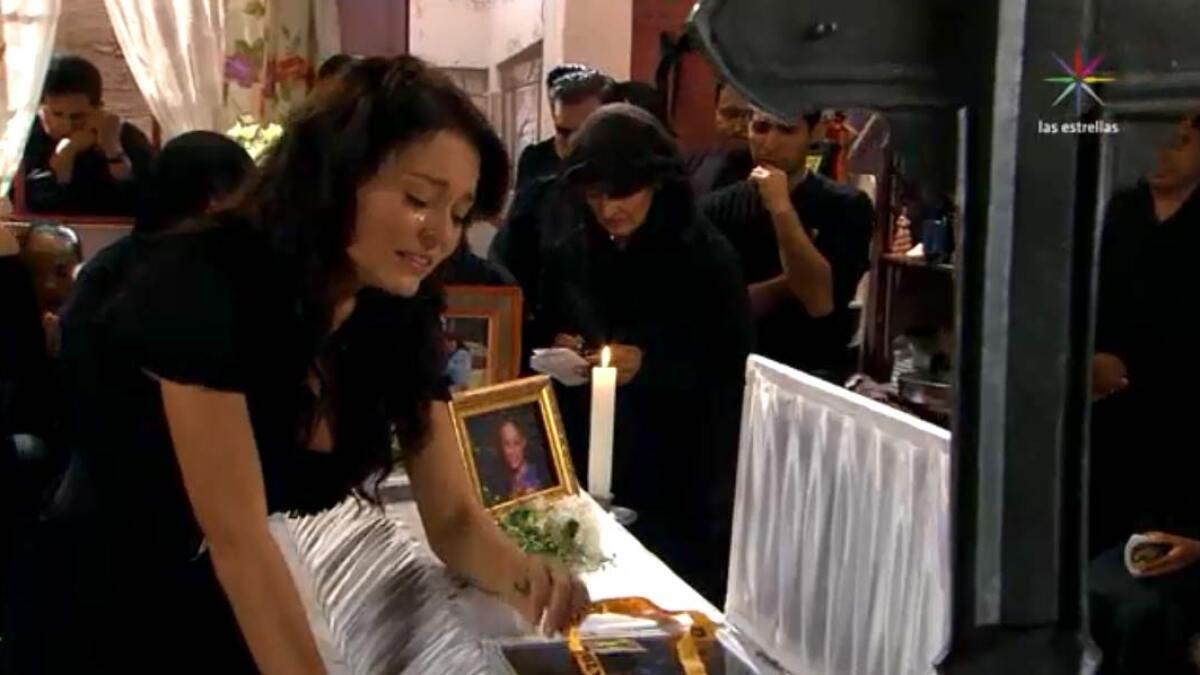 Teresa Capítulo 5: Teresa cree que Rosita murió por la