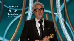 'Roma' de Alfonso Cuarón triunfa en los Globos de Oro 2019