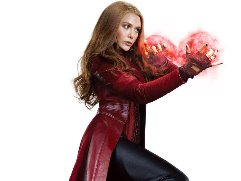 Heroínas del Universo Cinematográfico de Marvel