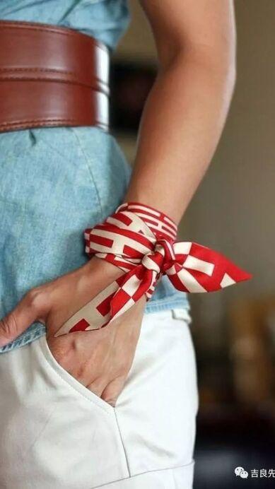 Formas de incluir pañuelos a tu look