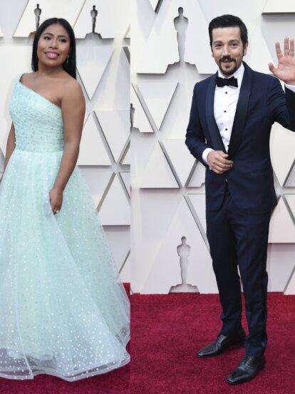 Desde muy temprano, luminarias de Hollywood y varias partes del mundo se dieron cita en el Teatro Dolby de Los Angeles para celebrar la entrega de los Premios Oscar 2019.