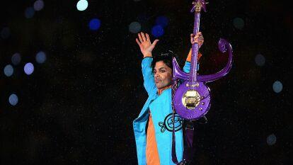 Prince, Super Bowl XLI. Encuentro entre Indianapolis Colts y Chicago Bears.