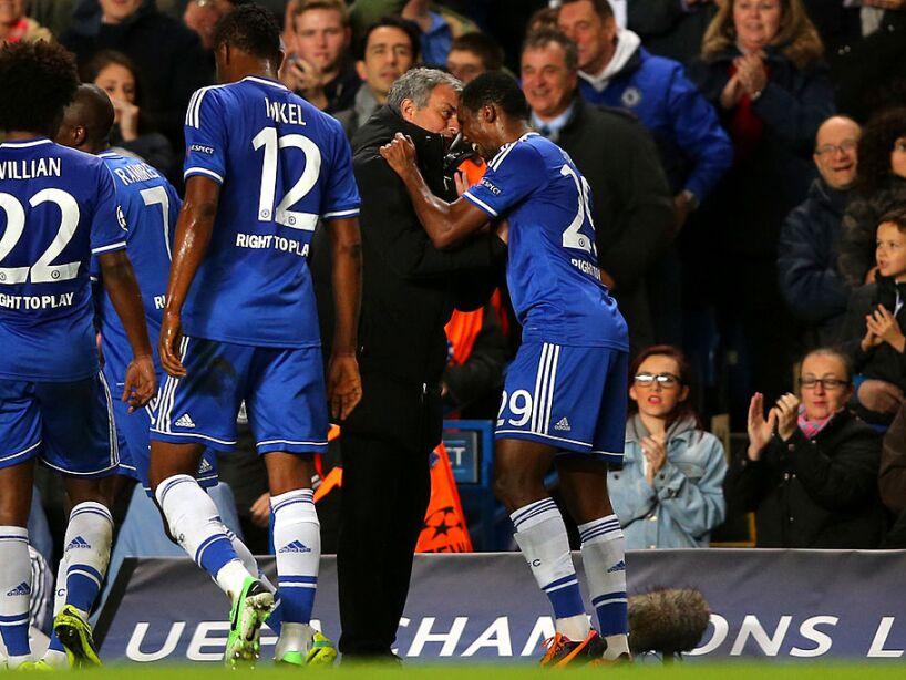 Chelsea v FC Schalke 04 - UEFA Champions League