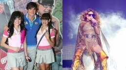 Danna Paola y Paulina Rubio cantaron juntas en 'Atrévete a Soñar', ¿lo recuerdas?
