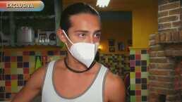 Emilio Osorio perdió el gusto y el olfato por el coronavirus, revela Juan Osorio