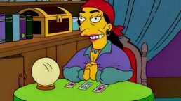 Los Simpsons lo hicieron de nuevo: Ésta es la predicción de la Casa Blanca sin luz