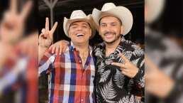 Así suenan 'El Flaco' y Grupo Firme cantando en vivo 'Mi Último Deseo'