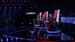 Grandes emociones se vivirán en la semifinal de La Voz Kids