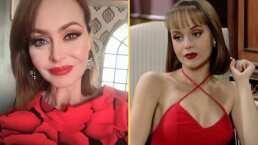 ¡Paola Bracho está de regreso!: Gaby Spanic se estrena en TikTok con una impresionante imitación de su villana