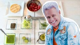 Alexis Ayala nos prepara unas deliciosas tostadas de atún y comparte su afición