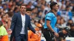 Pablo Guede considera que el arbitraje perjudicó a Morelia