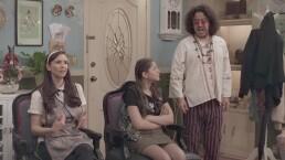 """¿En qué fallé Carlos Marx?"""": Los integrantes de 'Una familia de diez' se sorprenden ante el primer amor de Victoria"""