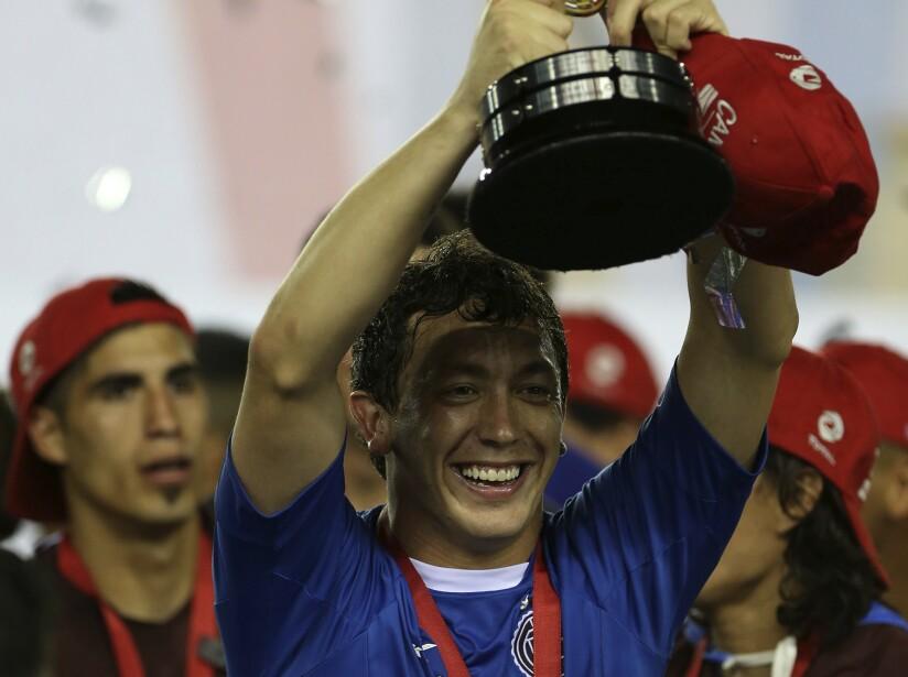 Lanus v Ponte Preta - Copa TOTAL Sudamericana