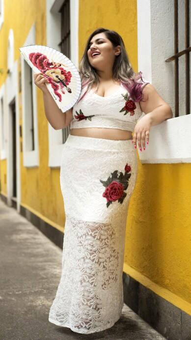 Priscila Arias 'La Fatshionista'