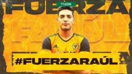 #FuerzaRaúl el mundo del futbol manda su apoyo al mexicano