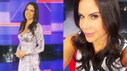 Paola Rojas recuerda con buen sentido del humor cuando se le rompió la silla estando al aire