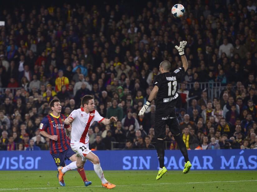 Lionel Messi, Ruben Martinez