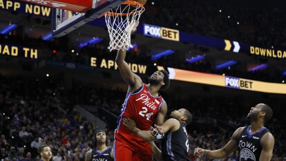 Todos los resultados del 28 de enero. | Philadelphia 76ers 115-104 Golden State Warriors