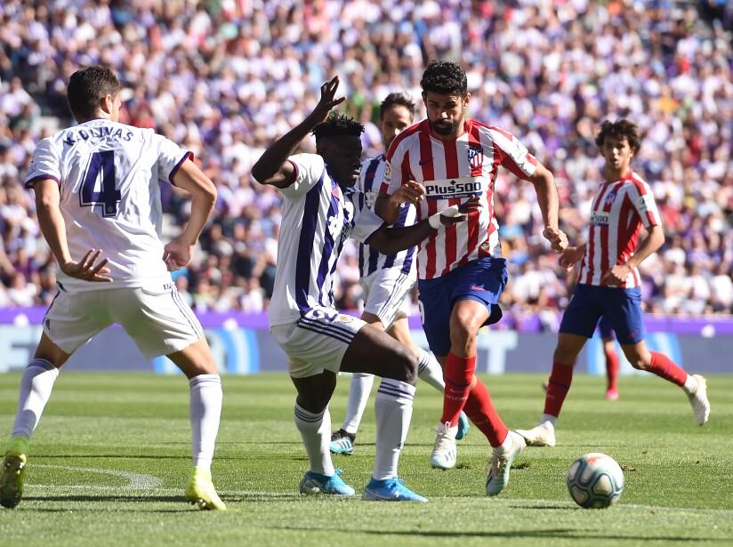 Real Valladolid CF v Club Atletico de Madrid - La Liga