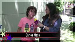 Carlos Meza lucha contra el trastorno de déficit de atención e hiperactividad