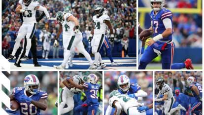 Philadelphia Eagles se impone 31-13 a los Bills de Buffalo en la Semana 8 de la NFL.
