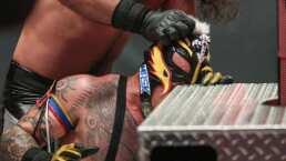 Rey Mysterio quiere venganza en la WWE