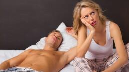 5 señales de que hace falta sexo en tu vida